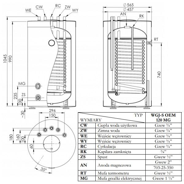 wymiary-elektromet-wgj-s-oem-120l